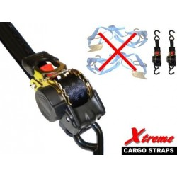 Xtreme Cargo Straps ROLL