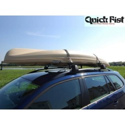 Quick Fist Kayak Roof Rack Kit