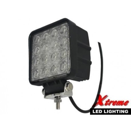 Xtreme Power LED kvadratna 6000°K – 3520Lm - 30°