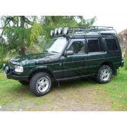 SNORKEL LAND ROVER DISCOVERY 1 / 200 / 300 ABS (1990 - 1998)