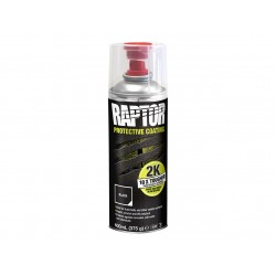 RAPTOR- Spray 2K črni 400ML