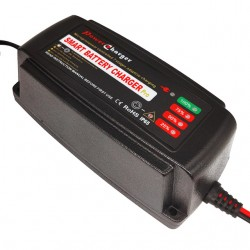 Smart Battery Charger Pro